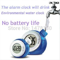 antique technology - Despertador Led Limited Rushed Latest Technology Products Smart Water Clocks Power Alarm Magical Elements of for Electronic