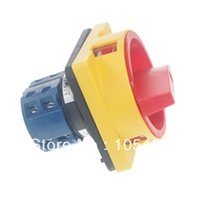 Wholesale Rotary Switch mm Cam Changeover Switch A quot OFF quot quot ON quot Pad lock type order lt no track