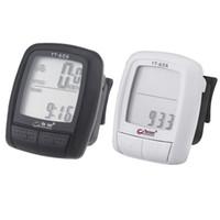Wholesale Waterproof LED LCD Display Cycling Bicycle Mountain Road MTB Bike Computer Odometer Speedometer Cycle Speedometer