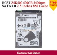 Cheap Original Laptop Hard Drive 500G 2.5 inches 5400rpm 8MB Cache SATA3.0 7mm HDD