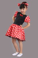 ballet suppliers - Party Cosplay Costume Supplier Child Ballet Skirt Minnie MouseThemed Child Dance Dress Performance Wear Costume