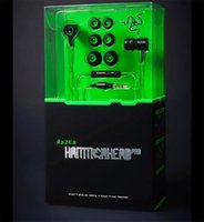 bass pro sales - 2015 Hot Sale Razer Hammerhead Pro In Ear Earphone With Microphone Retail Box Gaming Headset Noise Isolation Stereo Bass mm Headphone