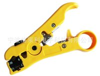 best network tools - Best price Network Phone Cable Wire Stripper Cutter Hand Tool Kit for UTP STP RG59