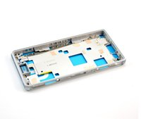 Wholesale Price Brand New For Sony Xperia Z3 Mini Compact D5803 D5833 Bezel Middle Frame Bezel Housing Replacement Part by DHL EMS