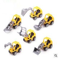 Wholesale 2015 New children car models truck model children fun Toys bulldozer Kids Toys Boys birthday gift Hot Sell S041