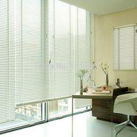 aluminum vertical blind - 25mm good quality customerize New arrival sun shading aluminum venetian blind CS series