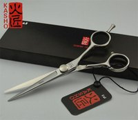 Wholesale Newest good quality JP440C Kasho Cutting Scissors Hair Scissors for Hairdressers Hair Shears Inch Inch