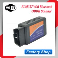 Wholesale Newest ELM327 WIFI Scanner OBDII OBD2 Auto Diagnostic Tool Support Iphone Ipad And Android And Windows M3350