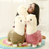 small stuffed animals - Top Selling cm Alpaca Plush Toy Cutest Small Soft Toys Birthday Gifts Home Decoration For Small Stuffed Animal