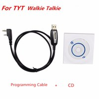 Wholesale New For TYT Original USB Programming Cable for TYT Walkie Talkie