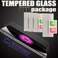 apple cleaning kit - Ultra Thin mm D Premium Tempered Glass Screen Protector For IPhone6 s Plus Galaxy S7 G5 Film Cleaning Kit No Package