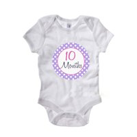baby onsies - ON SALE Baby Monthly Sticker Baby Milestone Onsies Growth Photo Props