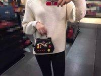 bella bags - 2016 New style Women leahter Handbag Sicily quot Sei la mamma piu bella delmondo quot single shoulder Tote bag Top layer Cowhide Big size cm