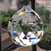 Wholesale 12pcs Top Quality mm or quot Crystal Pendant for Chandelier Crystal prisms crystal chandelier parts