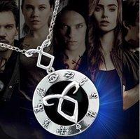 rune - New Arrived The Mortal Instruments City of Bones Rune Pendant Necklace