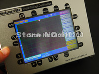 Wholesale MHz MSa s quot color LCD Touch screen UI oscilloscope Digital Oscilloscope Pocket Sized storage
