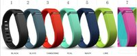 Wholesale Replacement Rubber Band Without Clasps For Fitbit Flex Fit Bit Wireless Bracelet No Tracker no Clasp no logo high quality