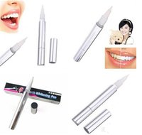 Wholesale Tooth Whitening Pen Dental Care Kit Health Tools Teeth Whitening System CP Material No Harmful Gel Bright White Smile Pen