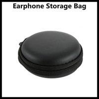 Cheap Earphone Storage Bag Best Zipper Case