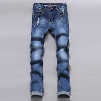 Wholesale 2015 new spring and summer men jeans Casual stretch pants pencil jeans men Size
