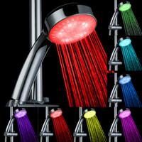 best room colors - 7 Colors LED Shower Heads Best Shower Heads Bath Room Colorful LED Shower Head for Sale LD8008 A16