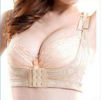 body shaper - Without Retail box BRA BODY SHAPER Beige Dude CHIC shaper Push Up BREAST SUPPORT Drop ship bodie cotton corsets and bustiers D2434