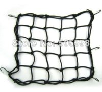 Wholesale Motorcycle ATV Motorbike Helmet Cargo Hold Down Bungie Bungee Net Web Hooks cm cm M53112