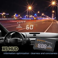 Cables and Connectors audi car alarms - LED Car HUD Headup Display EML327 OBD ii Alarm Security for Cars EANOP X5