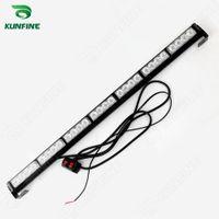 Wholesale Water proof Car LED strobe light bar car warning light car flashlight led light bar high quality Traffic Advisors light bar