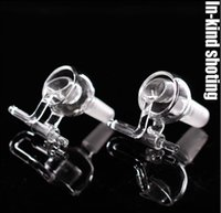 glass products - Newest product Glass swing Arm Honey Buckets glass bowl suit glass bongs water pipes mm mm Glass bowls