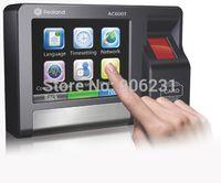 access control linux - car Brand Realand AC600T quot Touch Screen Fingerprint Time Attendance RAMS Linux Access Control