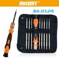 Wholesale Deko US JM one dual pole head screwdriver Screwdriver Set Oxford cloth