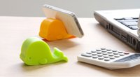 based mobile - Lovely Cartoon Animal Shape Holder Stand Mobile Phone Table PC Base