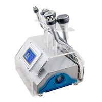 Wholesale New in Cavitation Vacuum Bipolar RF Laser Slimming Machine Slimming Fat Wrinkle Remvoal