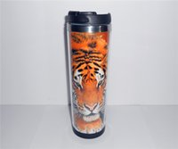 best high tea - New High quality Strong Tiger Coffee Mug Tea Cup Travel Cup Drinkware CM OZ Creative Cup Best Gift