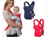 baby carrier - Baby Carriers Months Breathable Multifunctional Front Facing Baby Carrier Infant Comfortable Sling Backpack Newborn Pouch Wrap