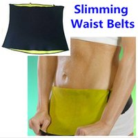 Wholesale 50pcs Hot Shapers Body Neoprene Slimming Waist Belts Weight Loss Waist Cincher Training Corsets Bodysuit Women Factory Direct
