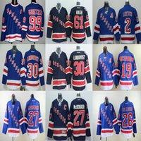 Wholesale Ryan McDonagh Jersey Wayne Gretzky Jersey Brian Leetch Marian Gaborik Mark Messier New York Rangers Jersey Ice Hockey Jersey Sport