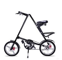 folding bike - fashion foldable bicycle aluminum material light weight hight quality color for chose Touring Bikes and inch
