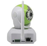 Wholesale ONVIF inch ip camera GTF Card IRCUT P2 mainstrain1080P MP Wireless mini wifi rotate PTZ Camera NVR DVR video survellance