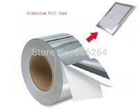 aluminum screen roll - rolls Aluminum Foil Sealing Side Adhesive Tape for screen printing frame