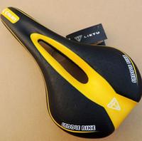 Wholesale Cycling Bike Bicycle Comfort Gel Saddle Road Bike Mountain Road Bike Seat Good Quality Brand New