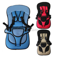 Wholesale Comfortable Baby Kid Toddler Car Auto Safety Seat Harness Cushion Belt High Chair