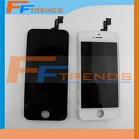 Wholesale for iPhone S C High Quality LCD Screen Display With Touch Screen Digitizer Full Assembly AA0002 AA0014
