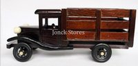 antique truck models - Goods listed supply of wooden fence Truck model Continental antique wooden craft Truck