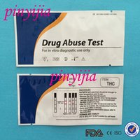 Wholesale One Step THC Marijana Abuse Test Strip