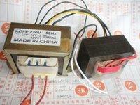 audio transformer wiring - Copper enameled wire audio active speaker w transformer single double v