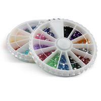 artificial nail kits - Color mm Acrylic Artificial Diamond Nail Art Tool Kit