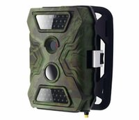 Wholesale new quot TFT screen HD hunting camera S680 scouting trail game waterproof IR camera no MMS pc