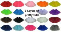 ballet basics - Tutu Birthday Party Dress Up Toddler Girls Dancewear Tutus Stage Basic Dance Many Colors
